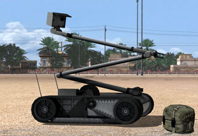 IED Disposal Robotics