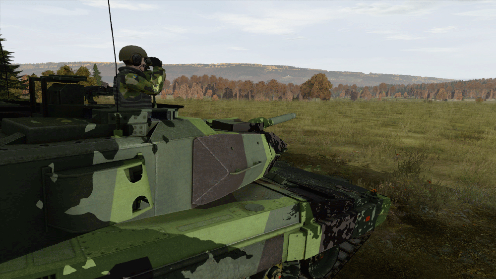 BISim Awarded Swedish Armed Forces Contract