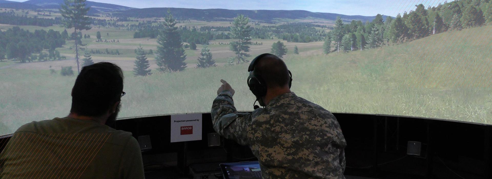 JTAC & Joint Fires Virtual Training | BISim