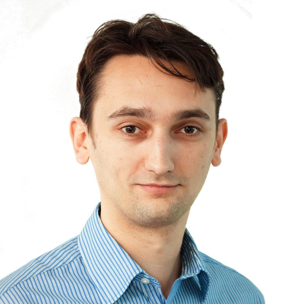 BISim VP Oli Arup