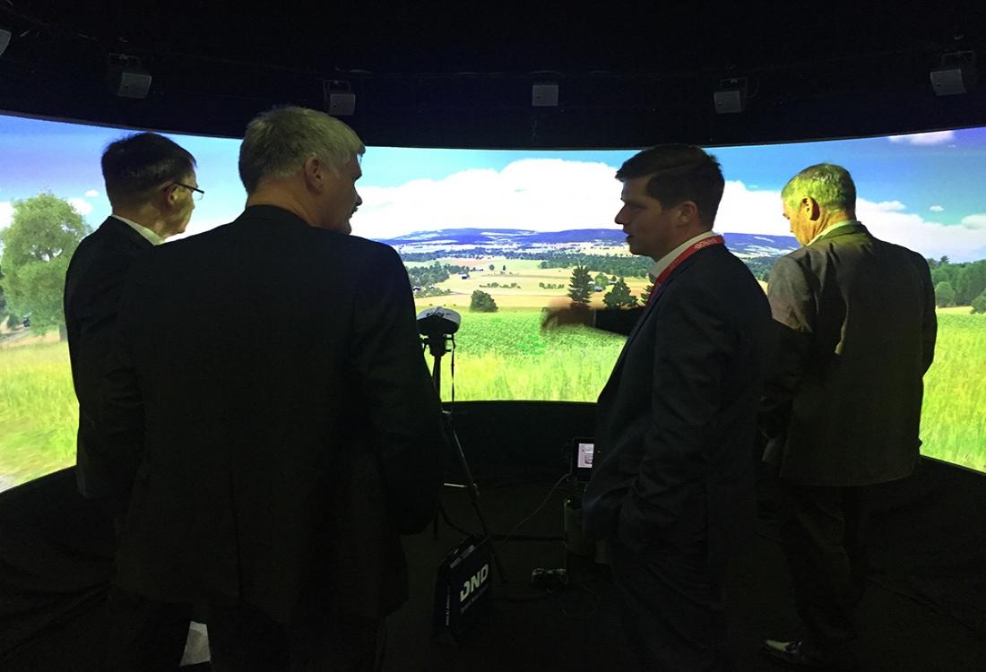 whole-earth simulator