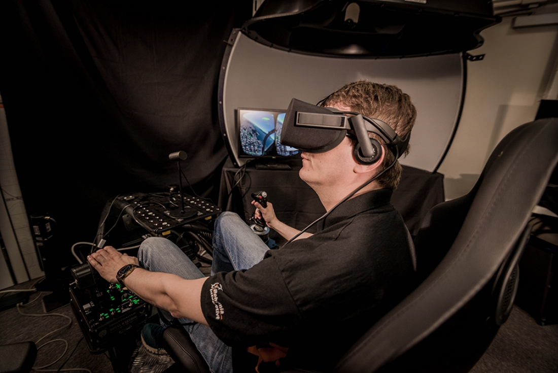 BISim to Demonstrate VR Flight Simulator at ITEC 2016 and