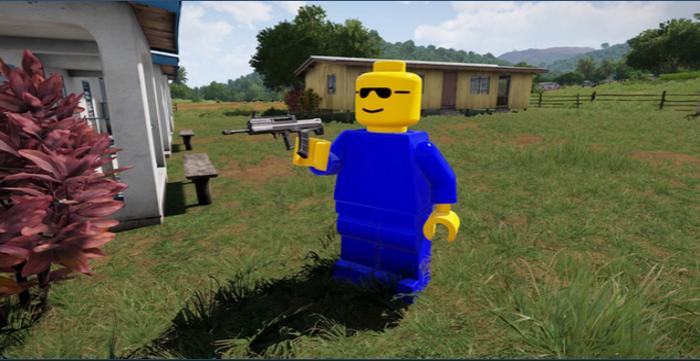 LEGO Arma mod