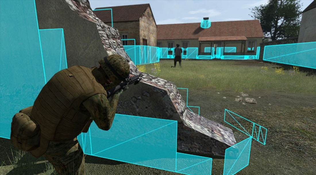 Artificial intelligence military training