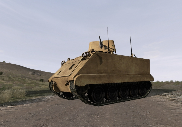 A driving simulation and image generator for armored training and convoy operations used in the Close Combat Tactical Trainer for virtual military training by the US Army