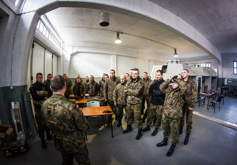 military training hardware software integration 3D virtual environments