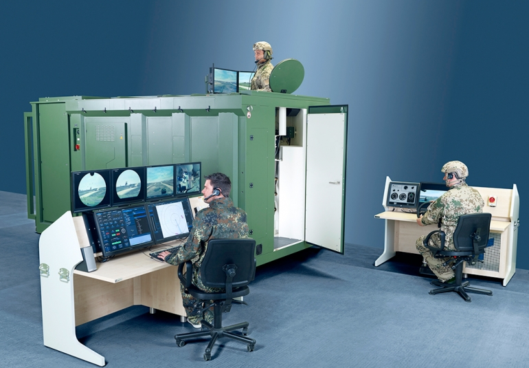 Adaptable to virtually any armoured and armed platform