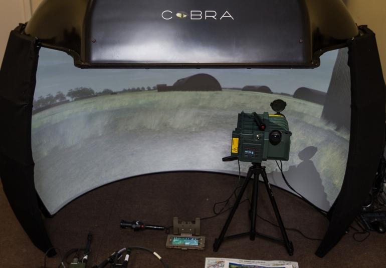 JTAC Joint Terminal Attack Controller Training Simulation 3D Virtual Military JTAC UK