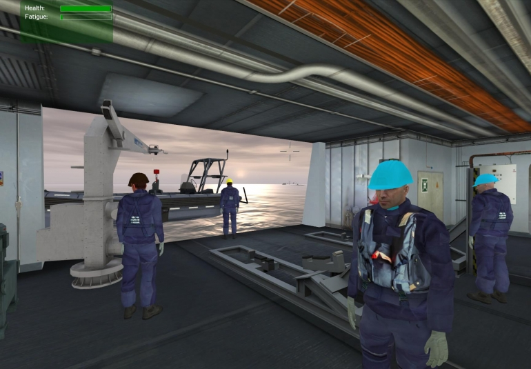 Virtual training to increase readiness