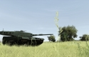 Leopard 2 tank simulation in VBS3