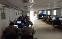 Soldiers use VBS to work on reporting procedures. Credit: US Army