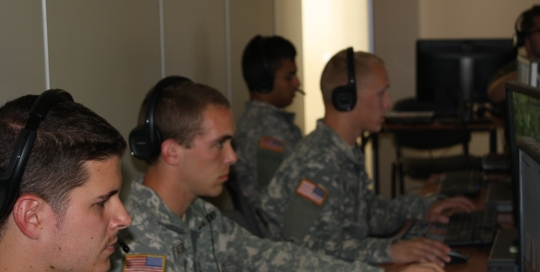VBS3 is also used to train joint peace support operations.