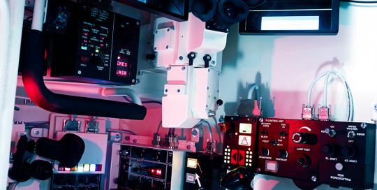 Turret crew compartment